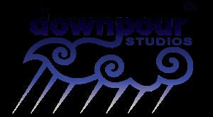 Downpour Studios Retina Logo